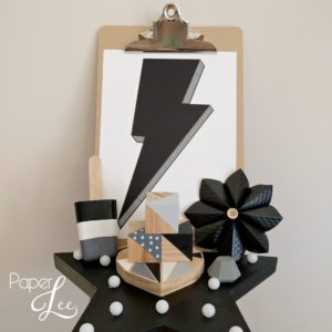 Lightning Bolt Art